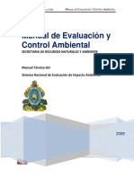 Manual de Evaluación y Control Ambiental