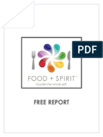 Food Spirit - Nourish the Whole Self by Dr. Deanna Minich