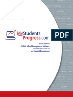MyStudentsProgress Brochure