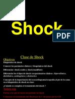 Clase Shock