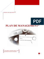 Plan de Management