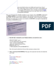 Website Login System