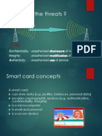 SMART CARD PPT PRESENTATION