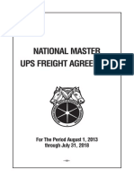 ups freight agreement 07032014
