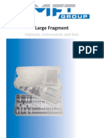 Large Fragment Implants and Instruments