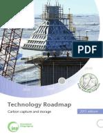 TechnologyRoadmapCarbonCaptureandStorage IEA