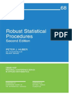 Robust Statistical Procedure PAPER