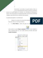 Clase 5 Excel Avanzado 2007 - Adjuntar Comentarios