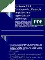 Diferencia de Potencial y Resolución de Problemas.