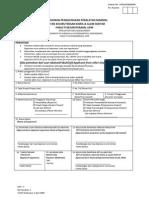 Lab Application Form