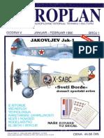 Aeroplan 1990-01