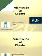 Tecnicas de Servicio Al Cliente