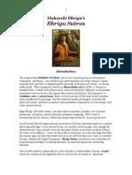 Bhrigu+Sutras