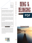 Being Belonging (Cover)