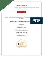 Document of Medplus