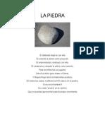La Piedra (Reflexión)