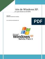 Instalando+Win+XP+desde+cero