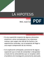 La Hipotesis