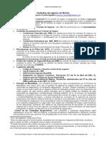 Contratos de Seguros Bolivianos