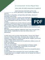 La Voce Della Conoscenza Di Don Miguel Ruiz