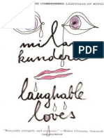 Milan Kundera - Laughable Loves