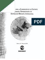 Contrato de Comision Representacion y/o Distribucion Mercantil Internacional