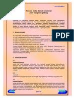Buku Rencana Penanggulangan Keadaan Darurat Kerbakaran