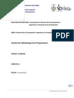CCOM-008 MetodologiaDeLaProg 19022013