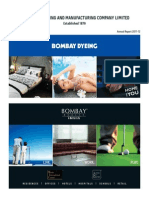 Bombay Dyeing - Annual Report 2011-12