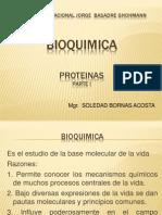 BIOQUIMICA-PROTEINAS