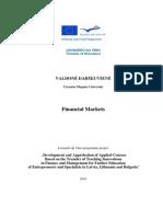 7 Financial Markets