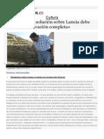 Diario de León. Jornadas Astur-romanas de Villsabariego