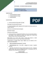 Processo Penal- 01