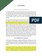 La Alabanza_Watchman Nee by Fidel