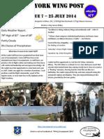 Encampment Newsletter Issue 7