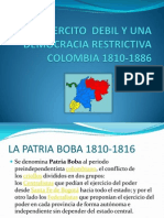 Exposicion Periodo de La Regeneracion en Colombia (1)