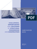 Cover & Table Contents - Challenges, Opportunities and Solutions in Structural Engineering and Construction