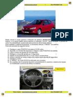 Manual Simples Peugeot 206