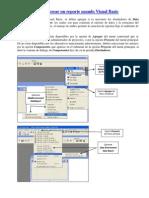 Crear Reportes en Visual Basic