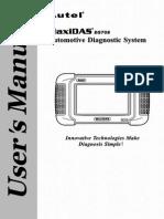 DS708 User Manual