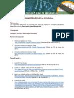 Cibergrafia Electrónica Digital Secuencial