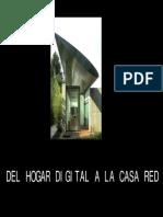 CASTELLS Manuel - Del Hogar Digital a La Casa Red