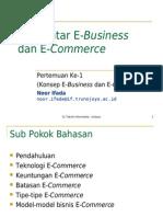 01 Konsep e Business Dan e Commerce