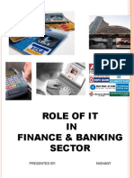 itinbankingsector-110620094147-phpapp01