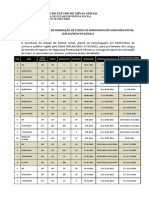 CRONOGRAMA NOMEAÇÃO ASP/2012