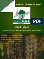 NYCCGC History