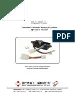EA03A Manual