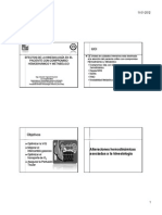 Kinesiología en El Pac Con Compromiso Hmd y Metabólico