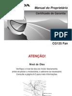 CG 125 Fan 2005