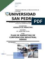 Plan de Marketing Acomodado